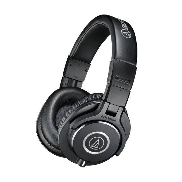 undefined Casque d'écoute de studio fermé avec 2 câbles Audio-Technica ATH-M40X