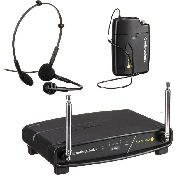 undefined Système de micro sans fil casque - Audio-Technica ATW-901A