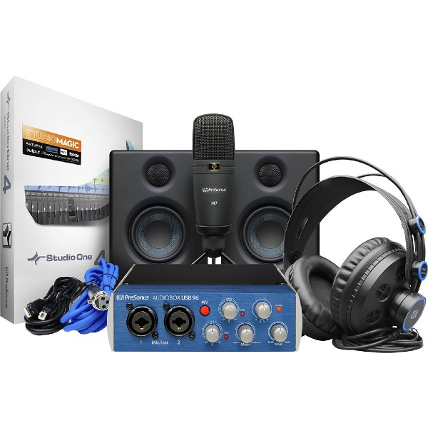 undefined Ensemble d'enregistrement studio PRESONUS Audiobox Studio Ultimate