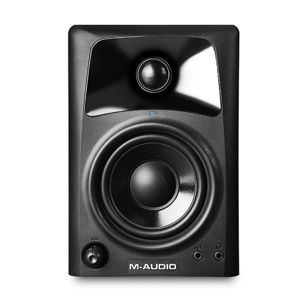 undefined Moniteur de studio (paire) 10 watts M-Audio AV32XUS