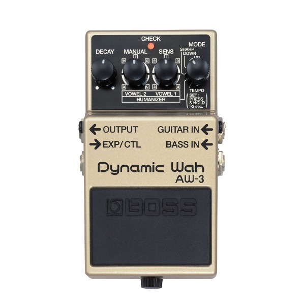 undefined Pédale Dynamic auto-wah BOSS AW-3