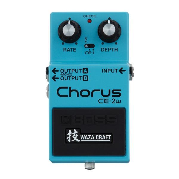 undefined Pédale Chorus modèle Waza Craft BOSS CE-2W