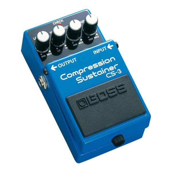 undefined Pédale de compression et sustainer Boss CS-3