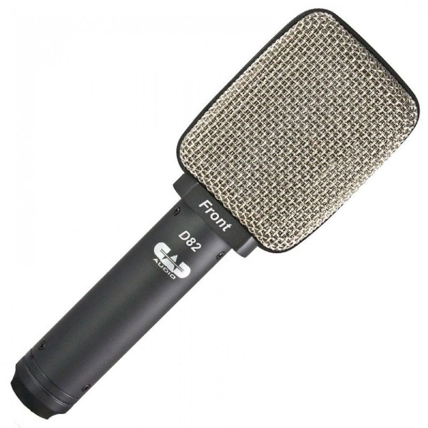 undefined Microphone a Ruban dynamique CAD D82