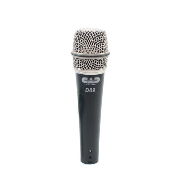 undefined Microphone dynamique supercardioïde CAD AUDIO D89