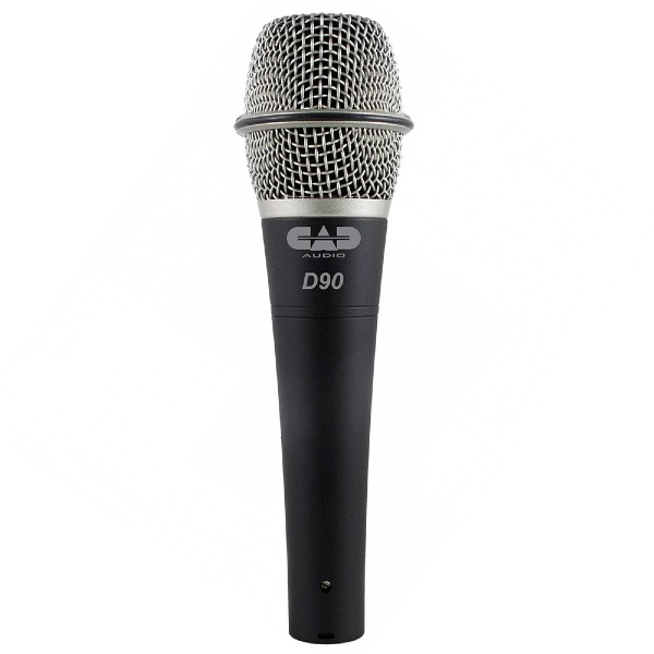 undefined Microphone À Main Dynamique Supercardioïde Premium CAD AUDIO D90