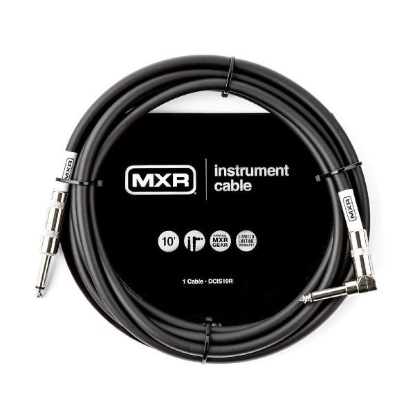 undefined Câble 1/4 à 1/4 angle/90 10'MXR DCIS10R