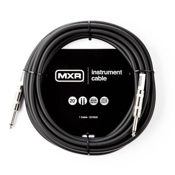 undefined Câble 1/4 à 1/4 20' MXR DCIS20