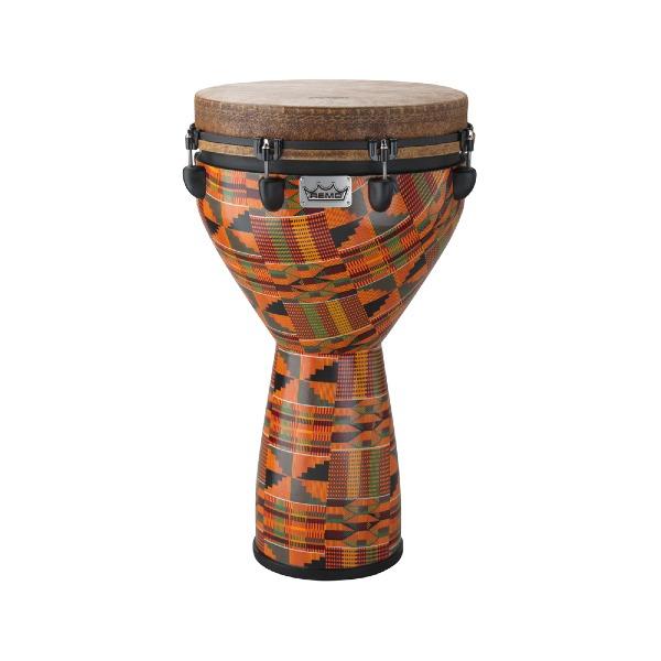 "undefined Djembe Mondo Drum - Kintekloth, 14"" Remo DJ-0014-PM"