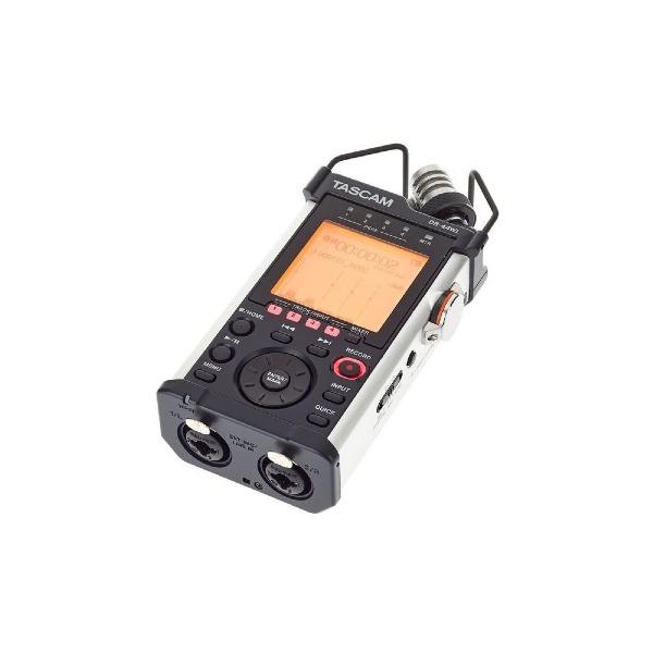 undefined Tascam DR-44WL – Enregistreur de poche 4 pistes avec fonctionnalités Wi-Fi