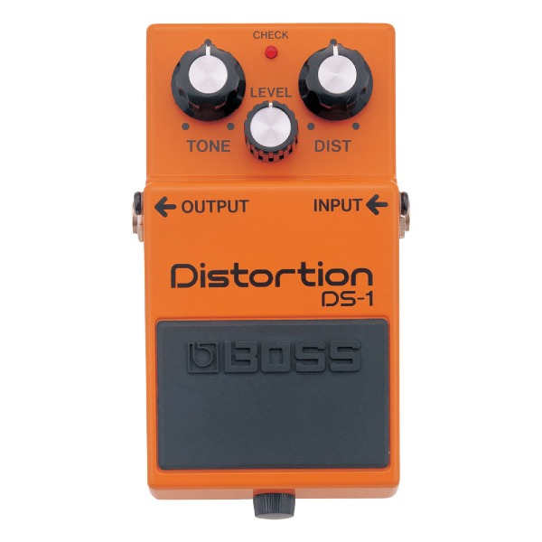 undefined Pédale de distorsion BOSS DS-1