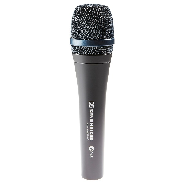 undefined Microphone Sennheiser e945 dynamique supercardioïde