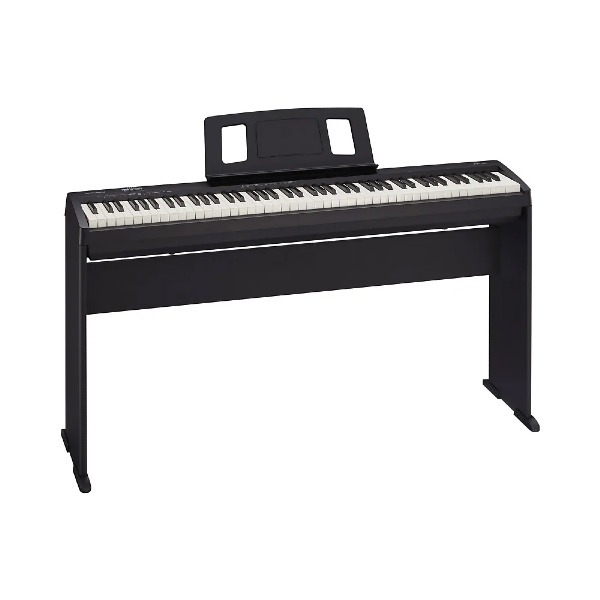 undefined Piano portatif 88 touches, Bluetooth Roland FP-10-BK