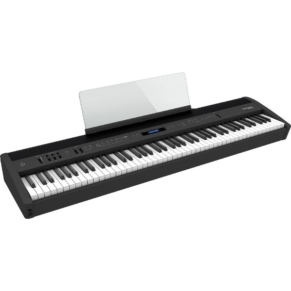 undefined Piano numérique à touches pondérées Roland FP-60X - Noir