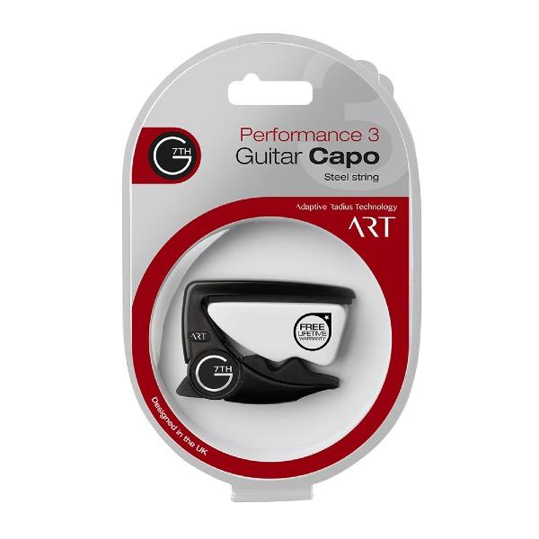 undefined Capo pour cordes d'acier - Noir  - G7th Performance 3