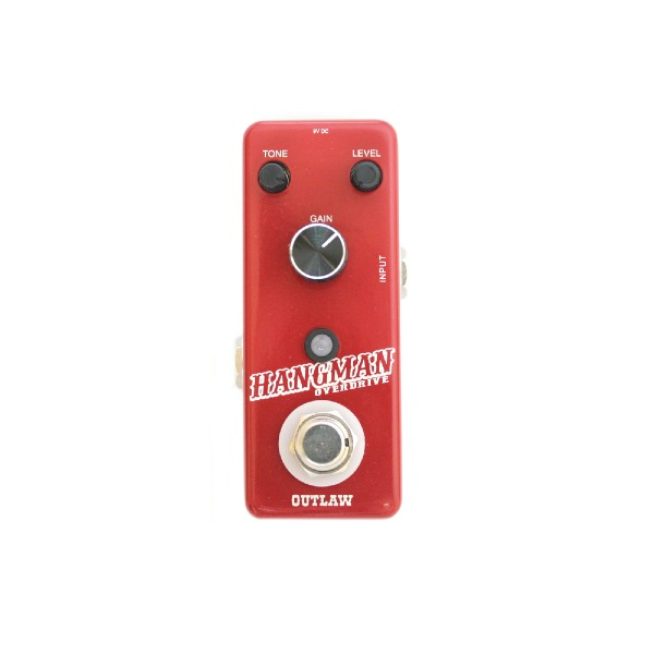 undefined Pédale d'overdrive Outlaw HANGMAN