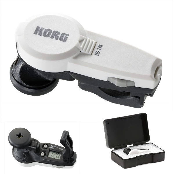 undefined Métronome intra-auriculaire KORG IE1M