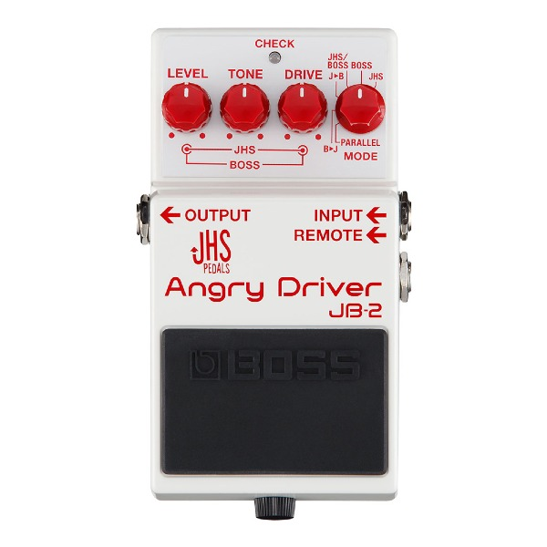 undefined Pédale BOSS Angry Driver Dual Distortion