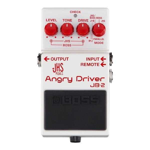 undefined Pédale de distorsion Angry Driver JHS/BD-2 Boss JB-2