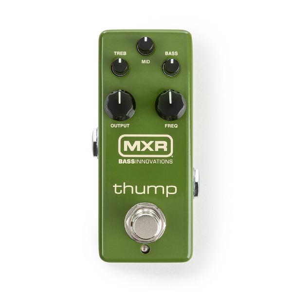 undefined Pédale de préamplificateur de basse MXR M281 Thump