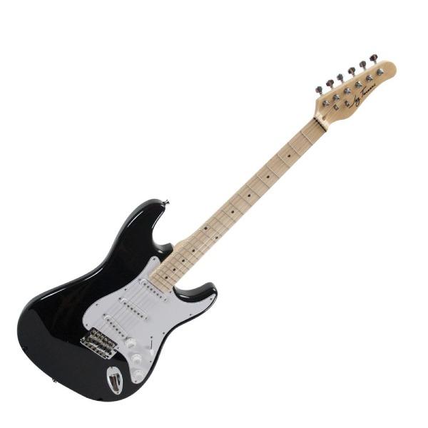 undefined Jay Turser JT100-BK guitare électrique noire