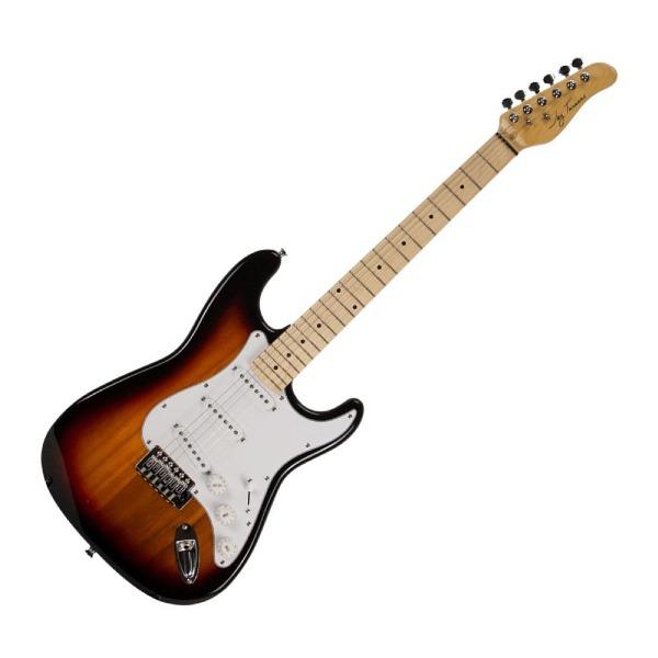 undefined Guitare Electrique Jay Turser  - Vintage Sunburst