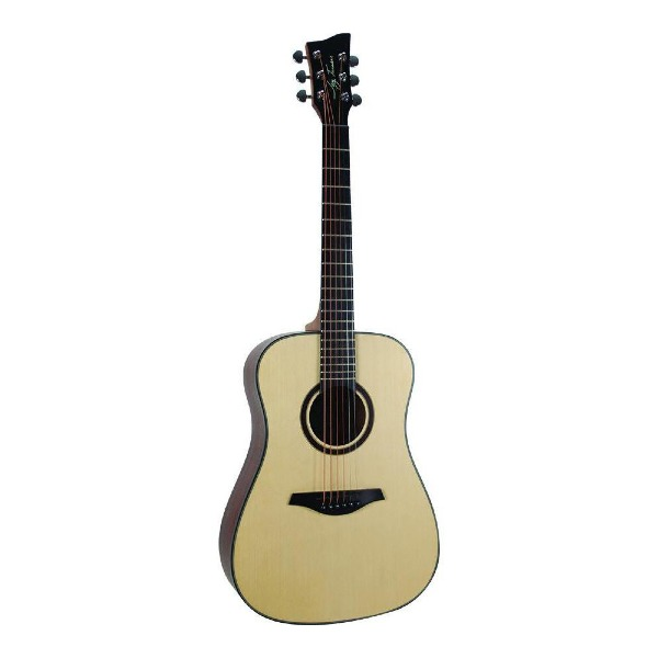 undefined Guitare acoustique 3/4 naturel Jay Turser JTA53-N