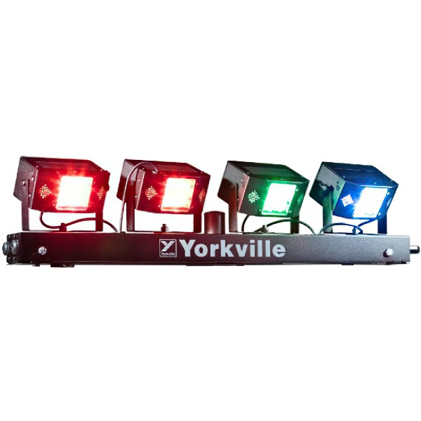 undefined Barre d'eclairage LED (4 fixtures) Yorkville LP-LED4