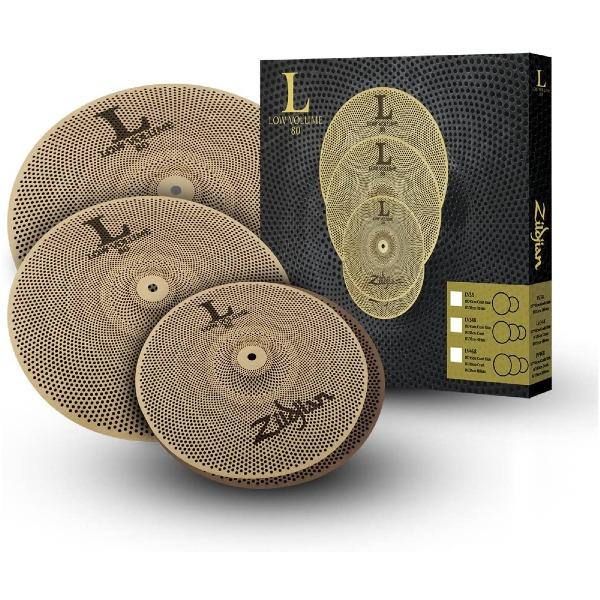 undefined Zildjian Ensemble de cymbales L80 Low Volume 468