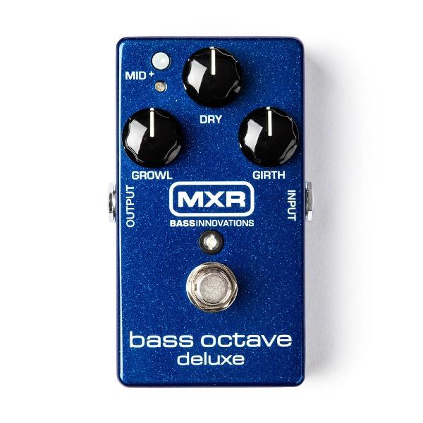 undefined Pédale MXR Bass Octave Deluxe