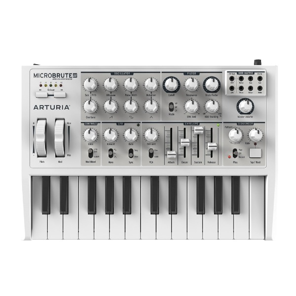 undefined Arturia Microbrute SE Limited Edition synthétiseur analogique