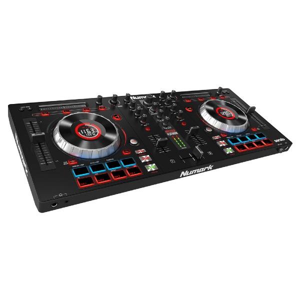 undefined Contrôleur numérique 4-Deck pour DJ Numark MIXTRACK PLATINUM