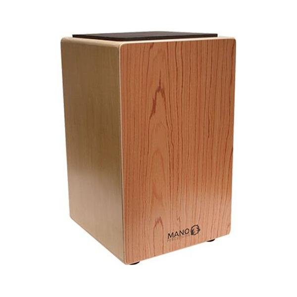 undefined Cajon Mano Percussion MP-CAJ100-RW avec coussin de siège en mousse - Bois de rose
