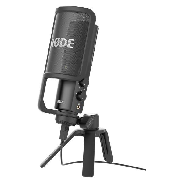 undefined RODE Microphone USB polyvalent de qualité studio