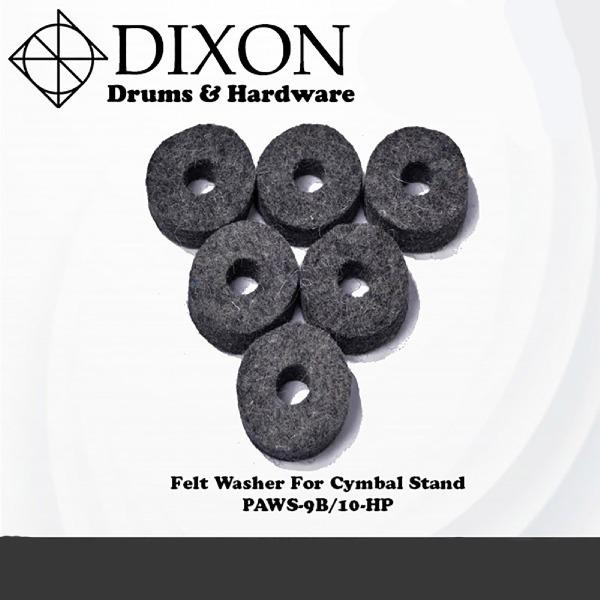 undefined Feutre de Cymbale (10) Dixon PAWS-9B/10-HP