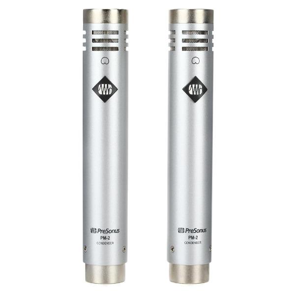 undefined Microphones condensateurs à petite membrane PRESONUS PM-2