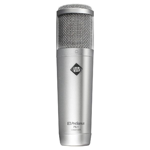 undefined Microphone à condensateur cardioïde à grand diaphragme PRESONUS PX-1