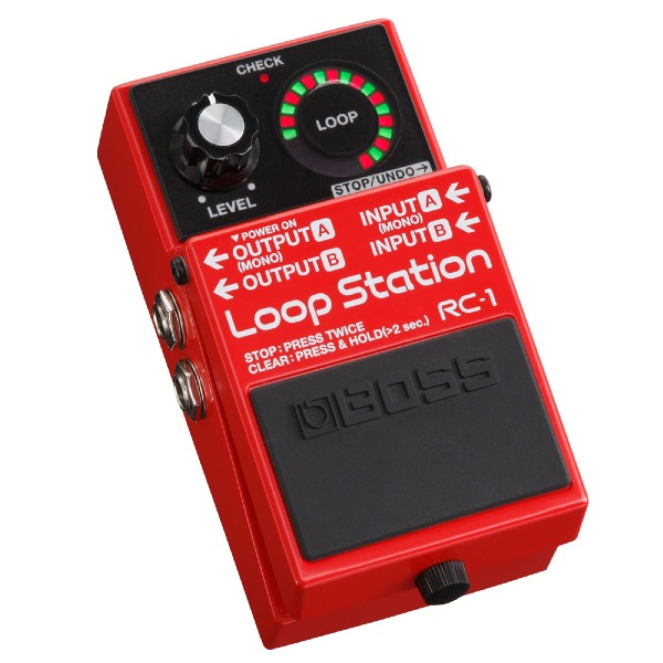 undefined Pédale looper BOSS RC-1
