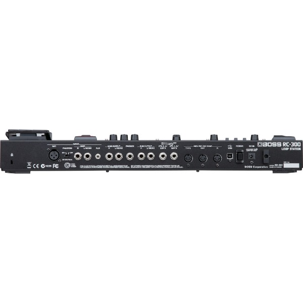 undefined Pédalier Loop Station RC-300 BOSS
