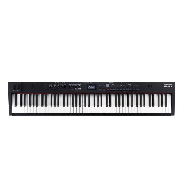 undefined Piano digital de scène 88 notes noir Roland RD-88