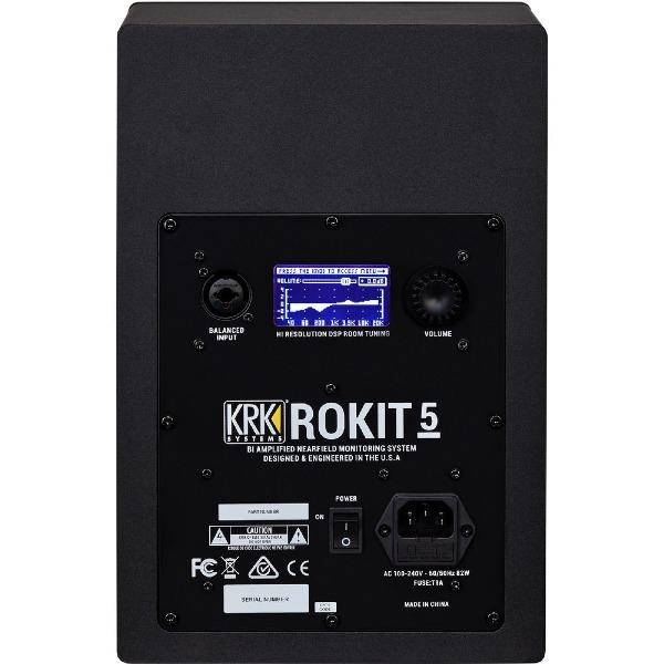 undefined Moniteur amplifié 5'' KRK Rokit G4