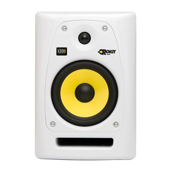 undefined Moniteur amplifié KRK Rokit G4 8'' avec bruit blanc