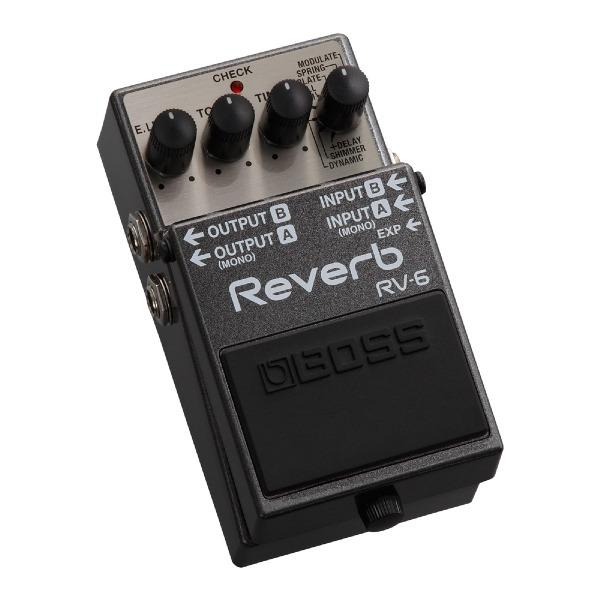 undefined Pédale de Reverb BOSS RV-6