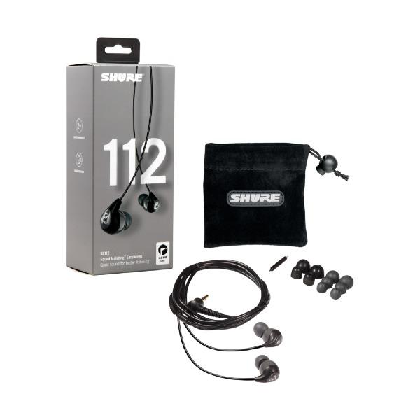 undefined Écouteur Intra-auriculaire SHURE SE112-GR