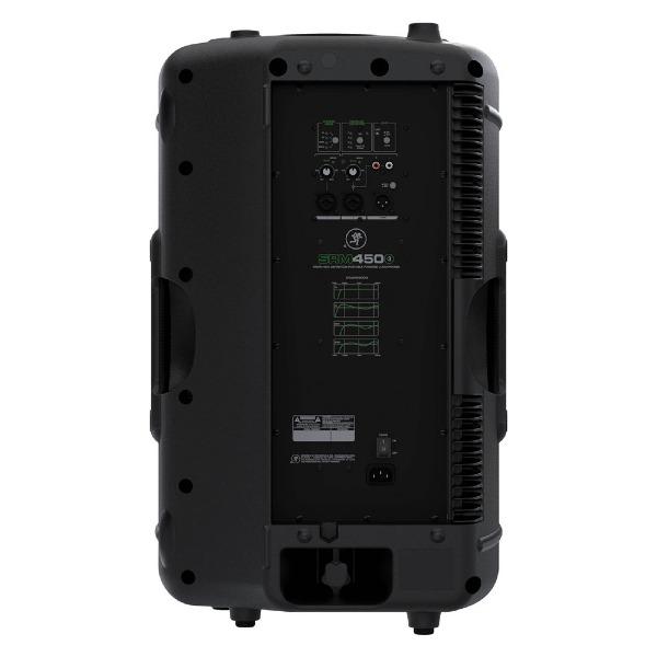 undefined Mackie SRM450v3 Haut-parleur portable haute définition 12''' 1000W à alimentation haute définition