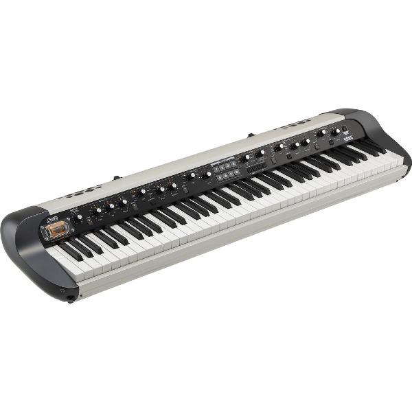 undefined Piano Korg SV-2 Stage Vintage, 73 touches avec haut-parleurs - Ivoire