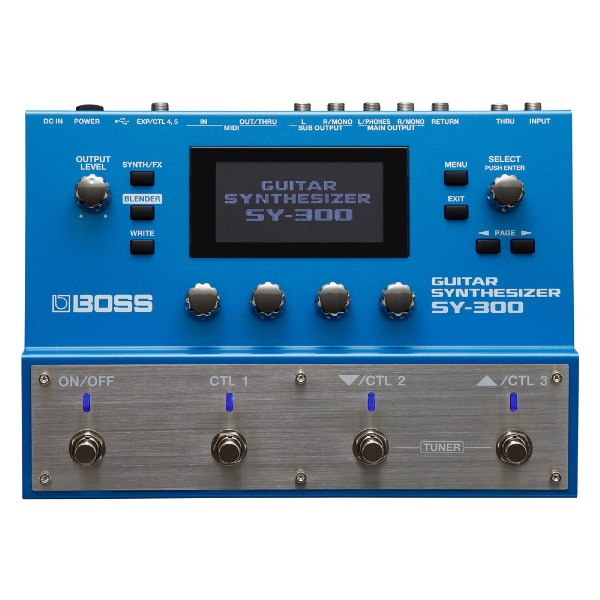 undefined Synthétiseur de guitare BOSS