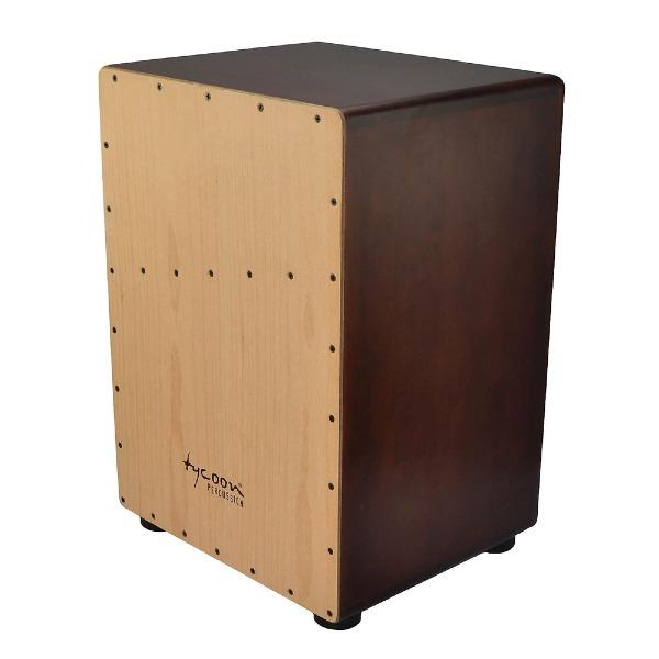 undefined Cajon à double chambre à air série 35 Tycoon Percussion TKDOHC-35