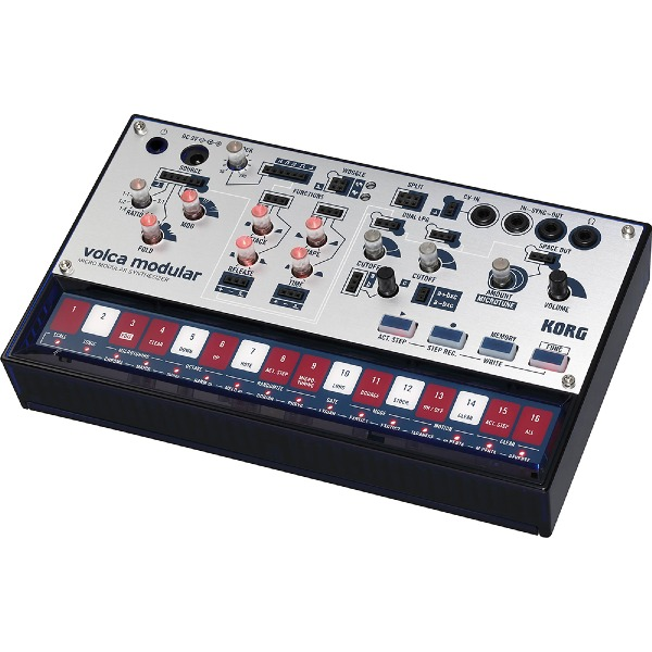 undefined Synthétiseur micro-modulaire Volca Modular KORG