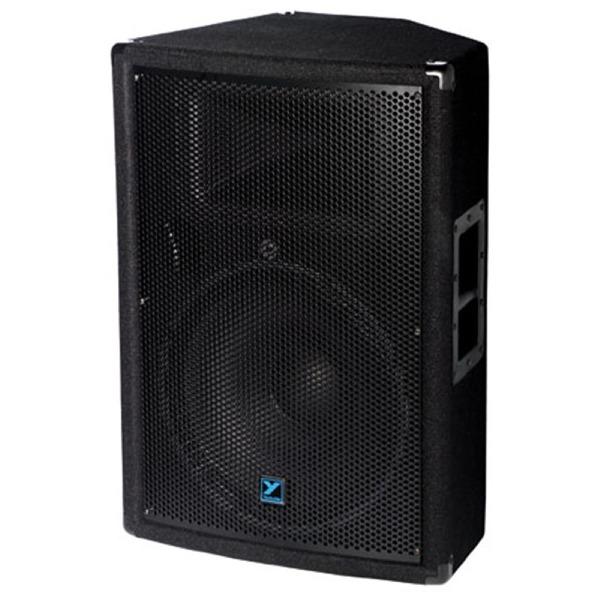 undefined Haut-parleur Yorkville amplifié de la série YX - Woofer 15 pouces - 300 Watts